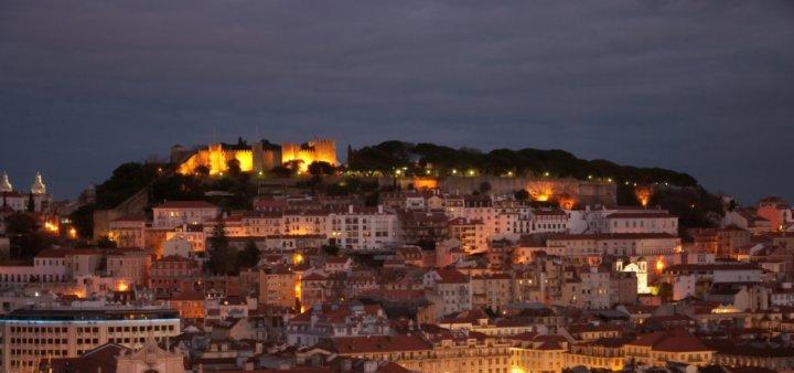 Wat een toerist zoal doet in Lissabon