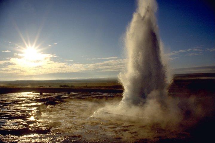 IJsland ontdekken