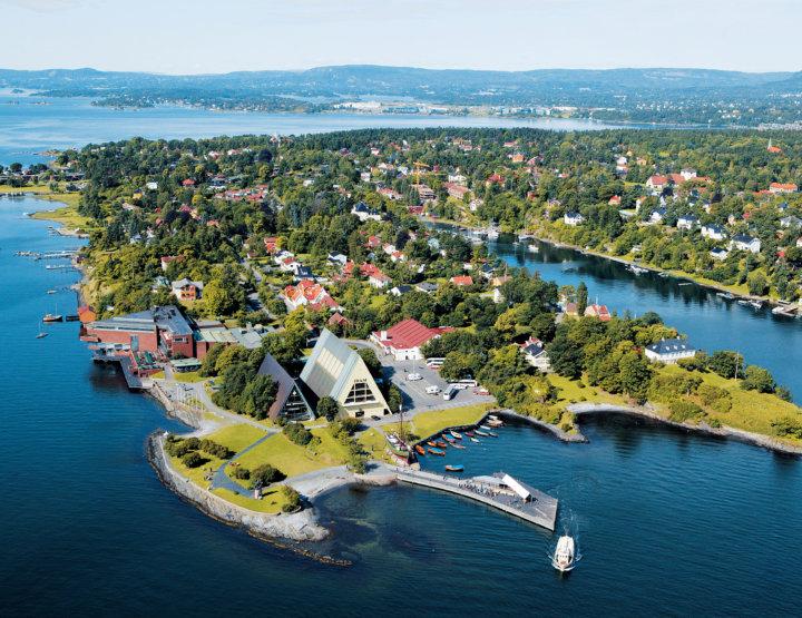 Oslo: bruisende stad midden in de natuur