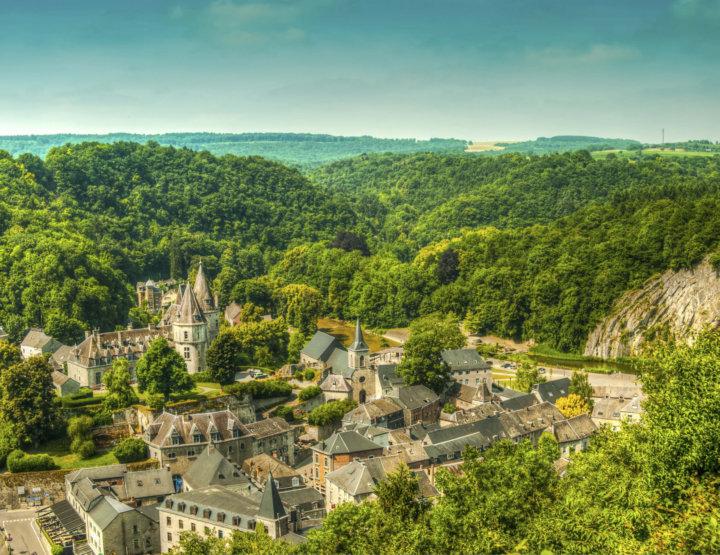 De mooiste plekjes van België