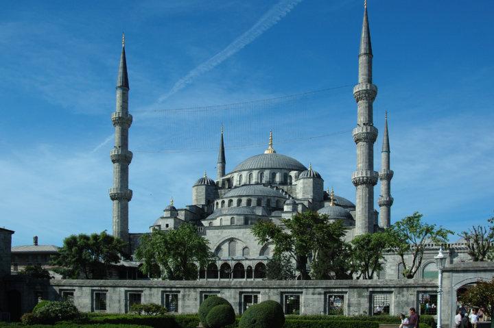 Bezoek wereldstad Istanbul