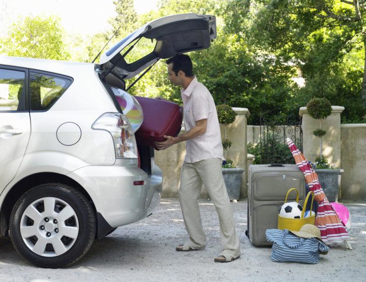 Met de auto op vakantie: checklist