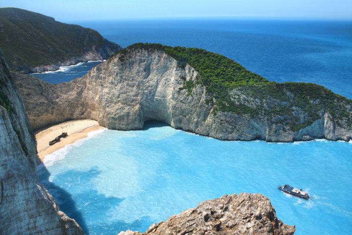 De top 5 vakantiebestemmingen in Europa