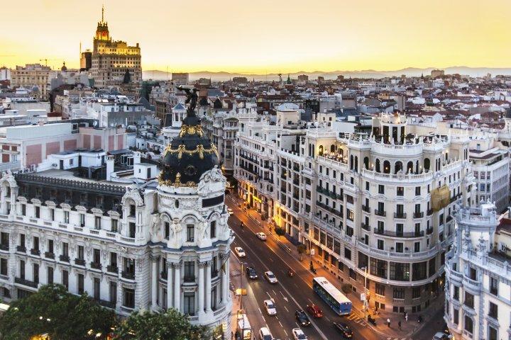 De mooiste bezienswaardigheden van Madrid