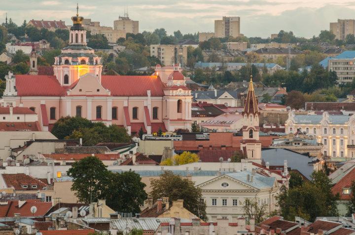 Vier je vakantie in Litouwen