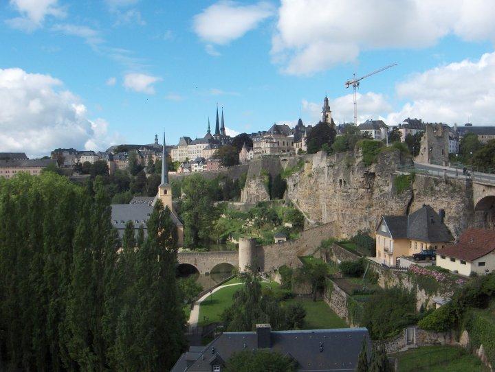 Luxemburg - het kleinste staatje van Europa