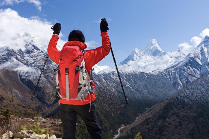 Mijn beklimming van de Mount Everest