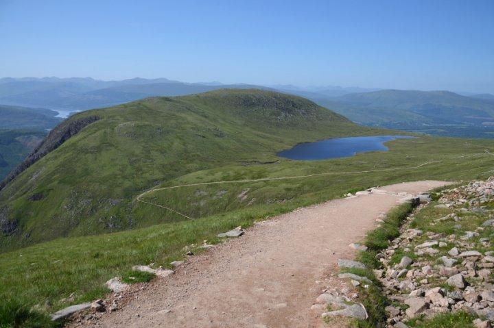 Wandelen in Schotland