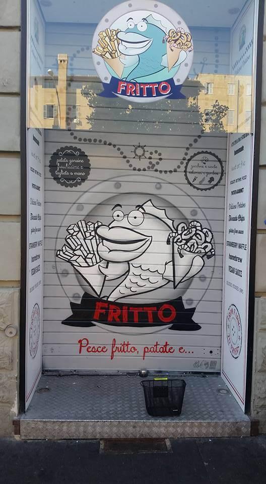 Fritto Rome