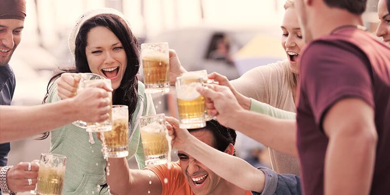 montaditos bier