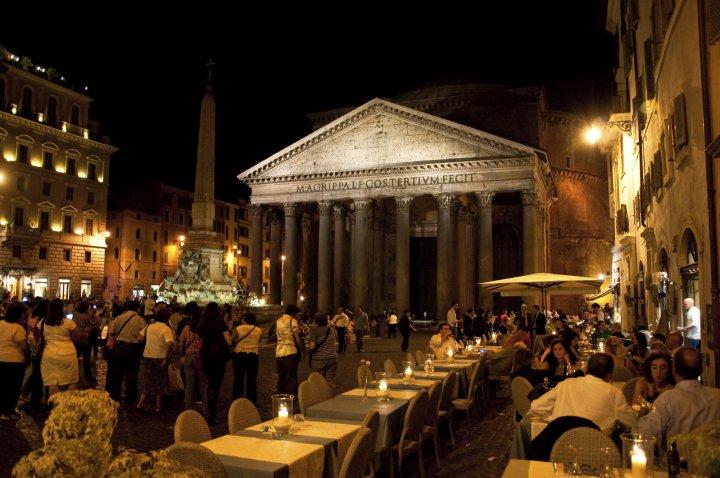 Top 10 beste restaurants in Rome