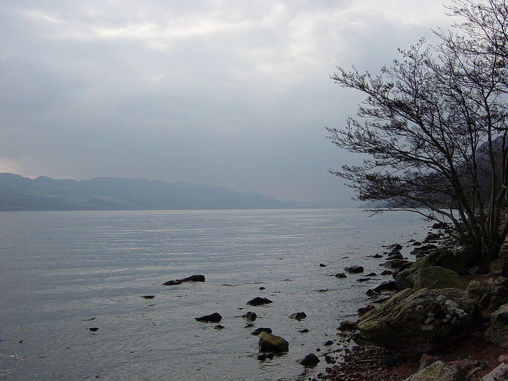 Mist Meer van Lochness