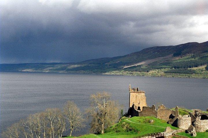 Op zoek naar Nessie in Schotland