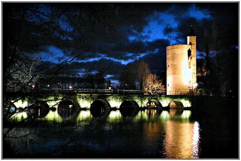 Minnewaterbrug Brugge