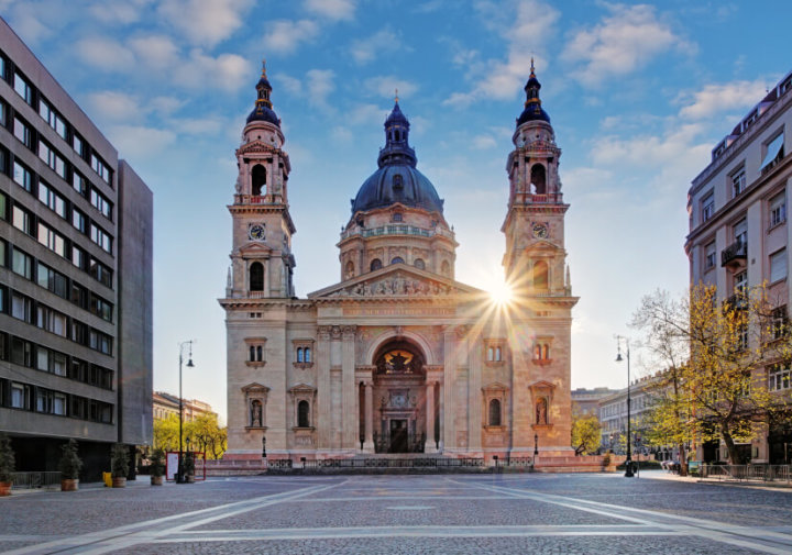Sint-Stefanusbasiliek in Boedapest