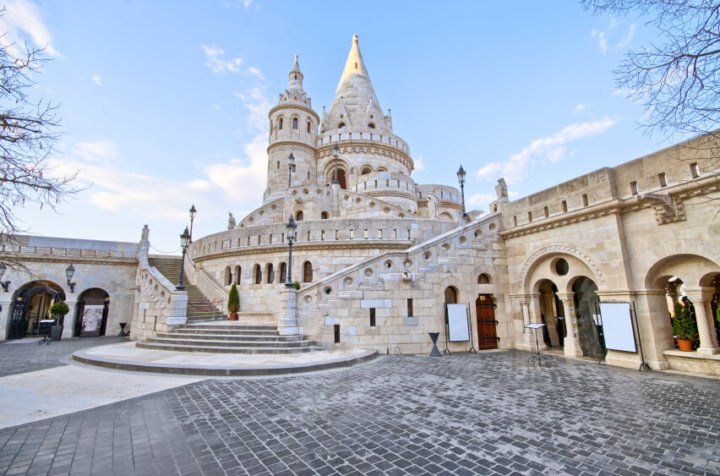Vissersbastion Boedapest