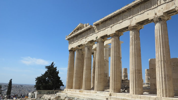 De Akropolis: het oudheidkundige hoogtepunt van Athene