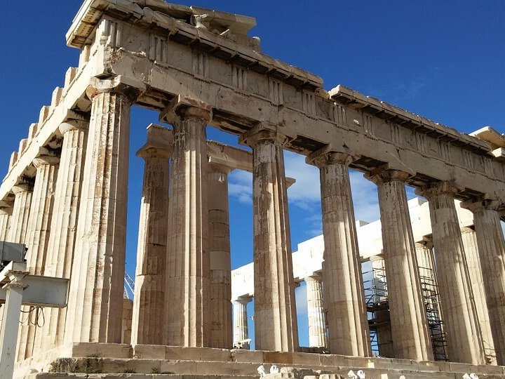 Stedentrip naar Athene? 5 dingen die je zeker moet doen!