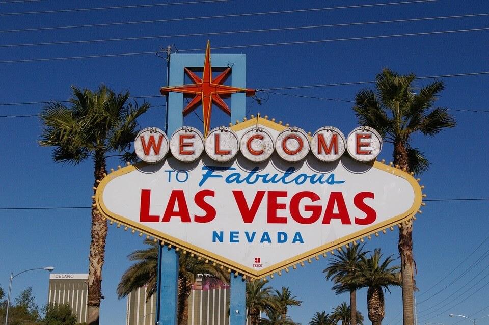 Rondreis Amerika Las Vegas