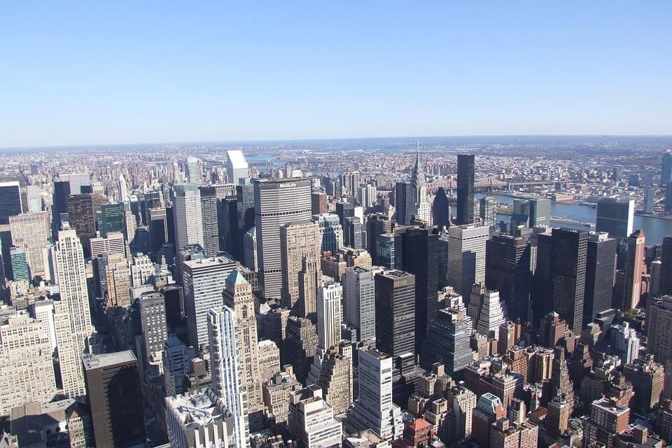 Rondreis Amerika New York