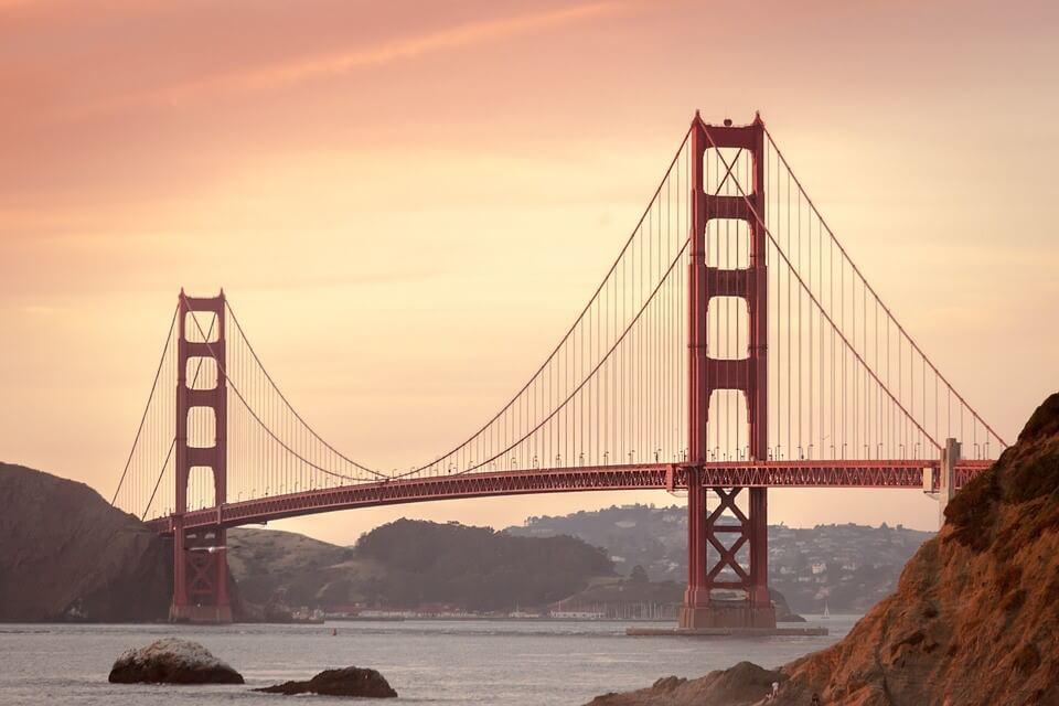 Rondreis Amerika San Fransisco