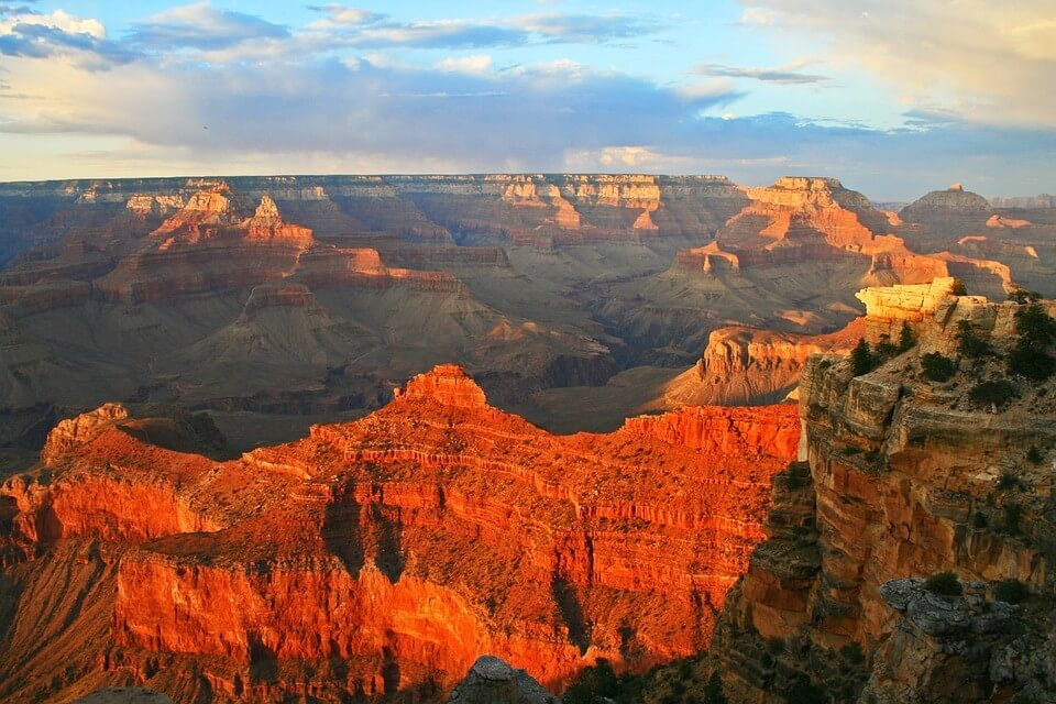 Rondreis Amerika grand canyon