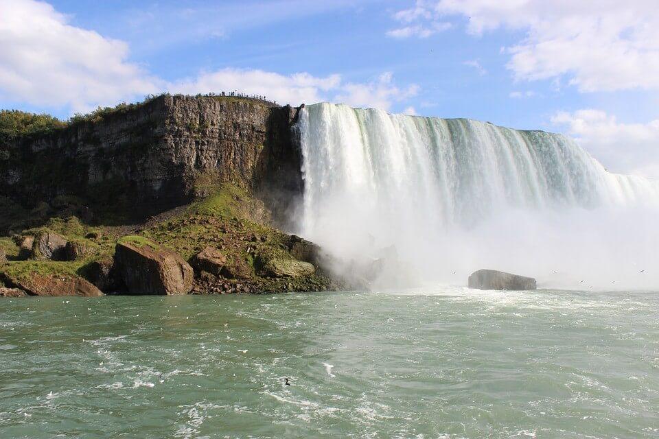 Rondreis Amerika niagara watervallen
