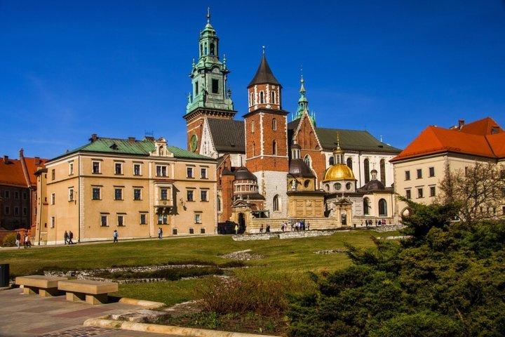 Wawelkathedraal Krakau