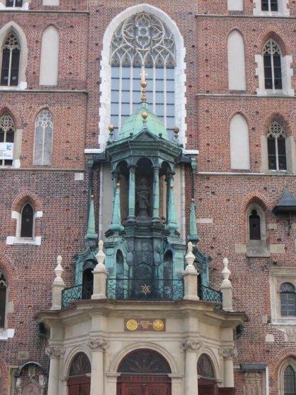 De Mariakerk in Krakau