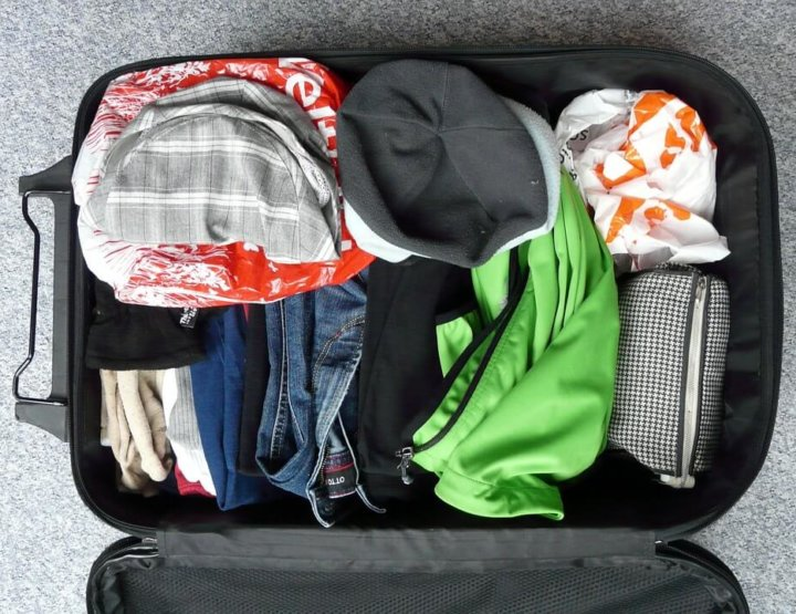 10 tips om je koffer goed in te pakken