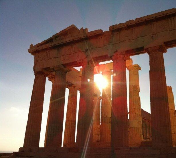 Het Parthenon in Athene: 2.500 jaar Griekse geschiedenis