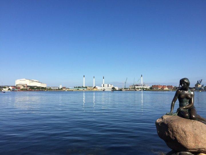 De kleine zeemeermin Kopenhagen