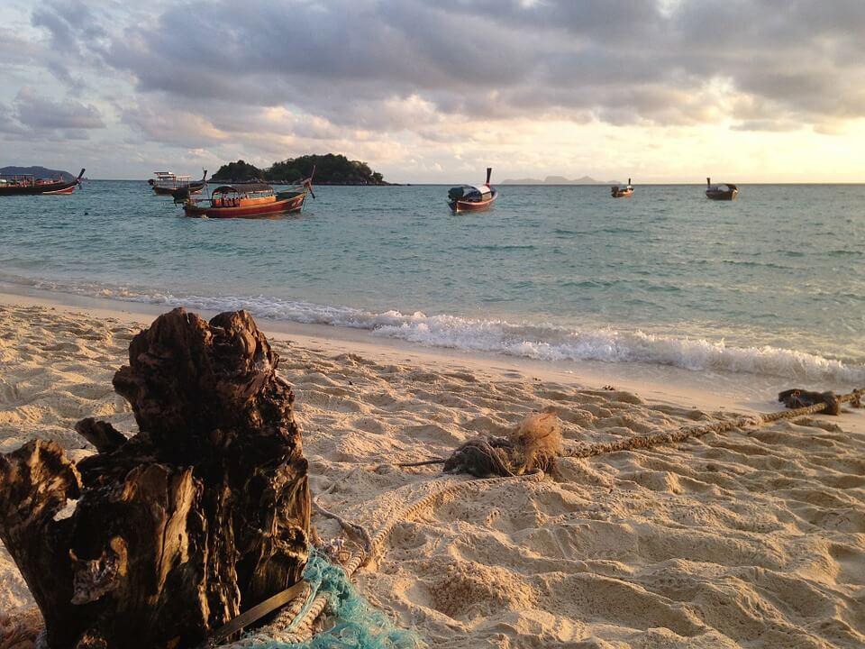 Koh Lipe thailand eilandhoppen