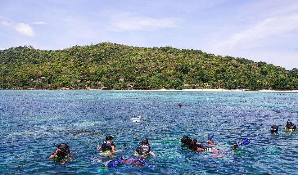 eilandhoppen thailand phuket