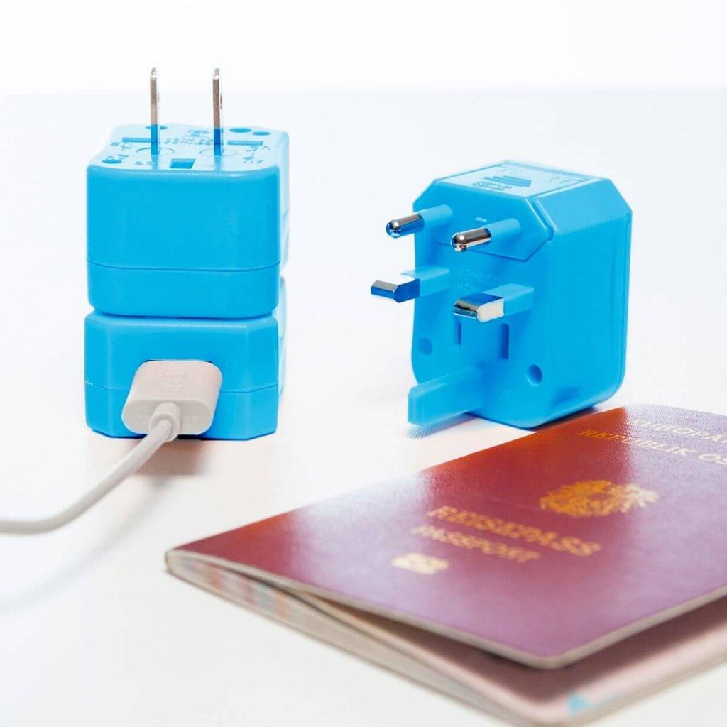 adapter voor alle landen