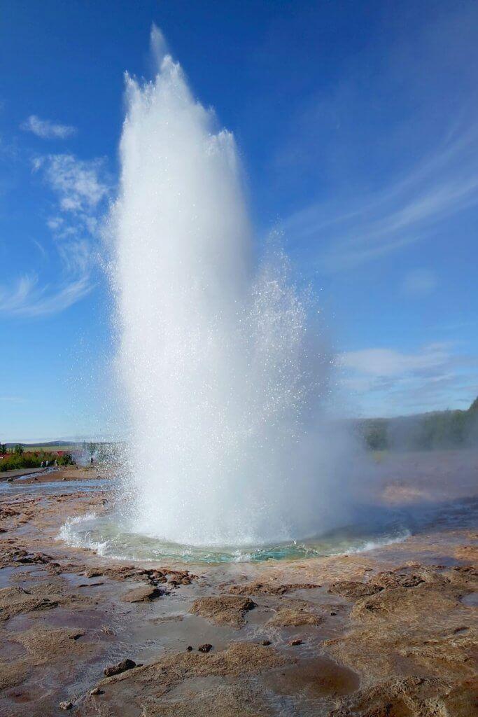 Geiser IJsland