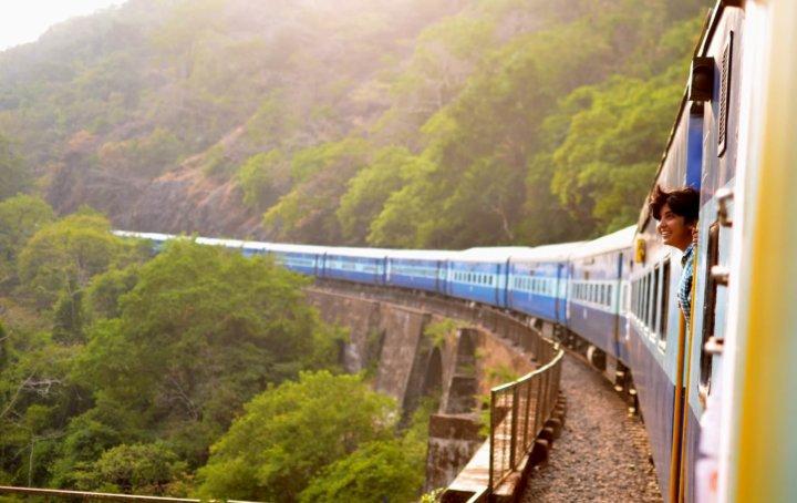 Top 10 luxe treinreizen ter wereld