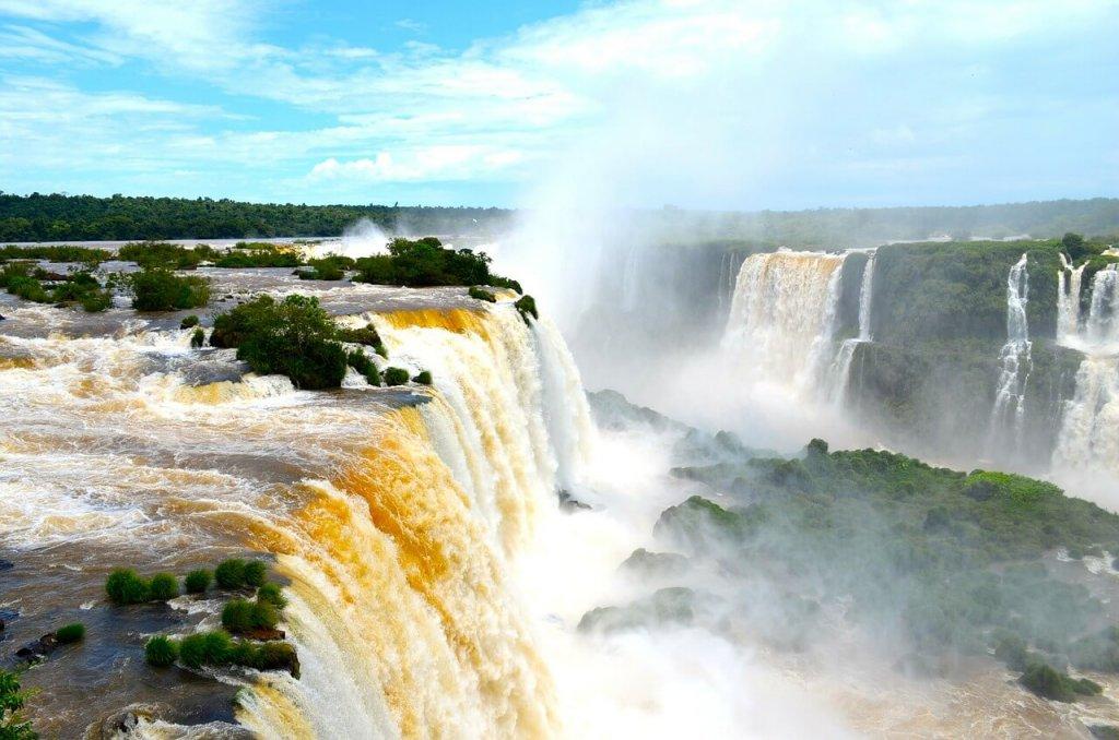 Rondreis Argentinie Iguazú watervallen