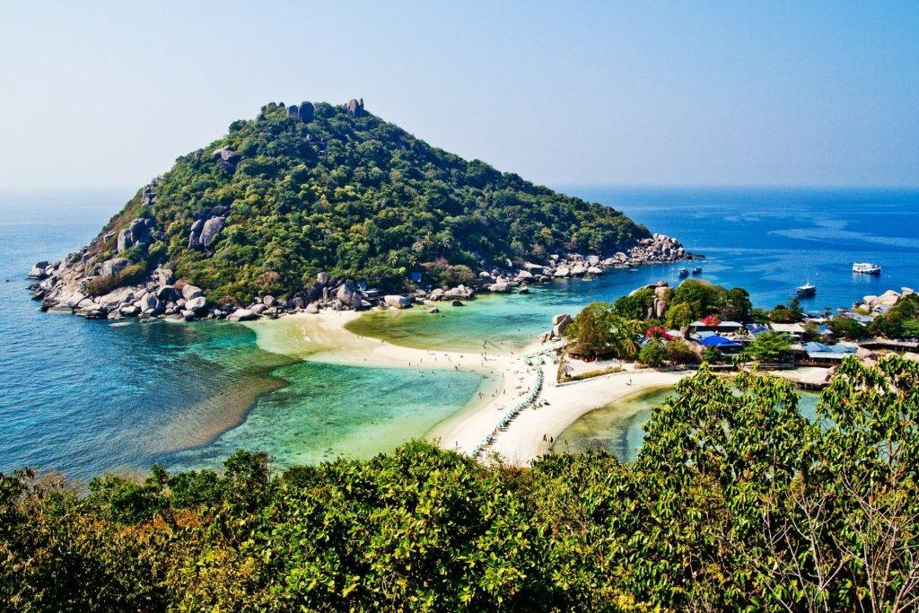 Eilanden Thailand