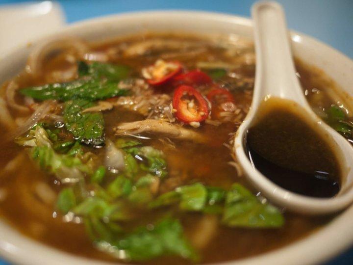 Georgetown: De stad voor de liefhebbers van eten