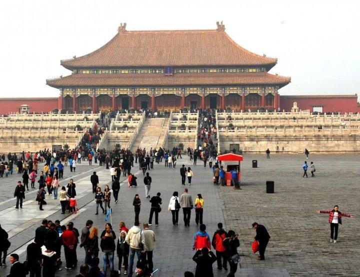 Een bezoek aan de Verboden Stad in Peking