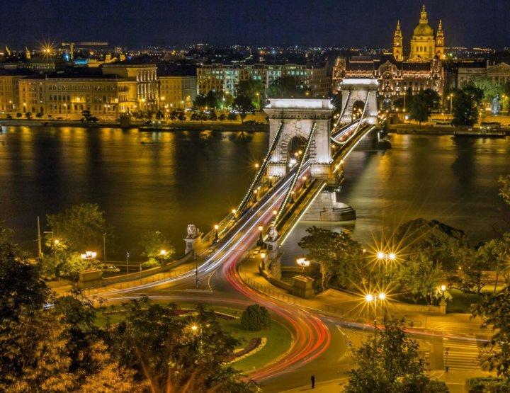 Een weekendje in Boedapest