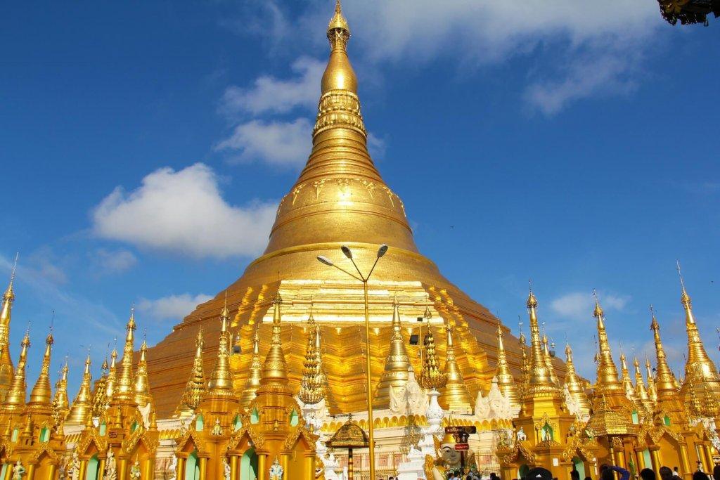 Tempels Myanmar