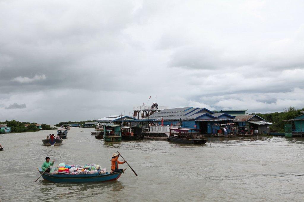 Twee weken Cambodja