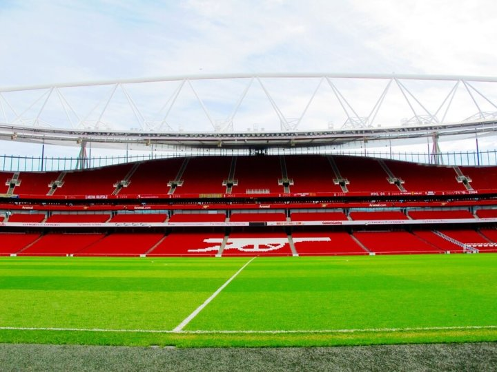 De mooiste voetbalstadions in Engeland