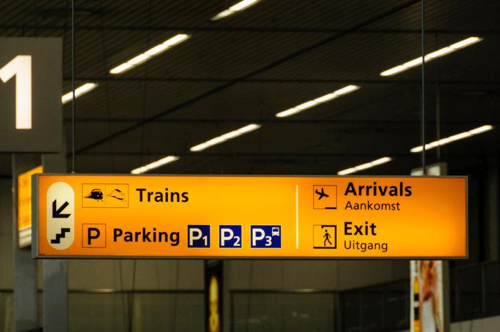 Goedkoop parkeren bij het vliegveld