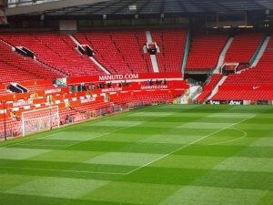 old trafford stadion manchester-united