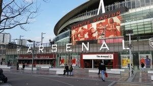 the emirates stadion arsenal