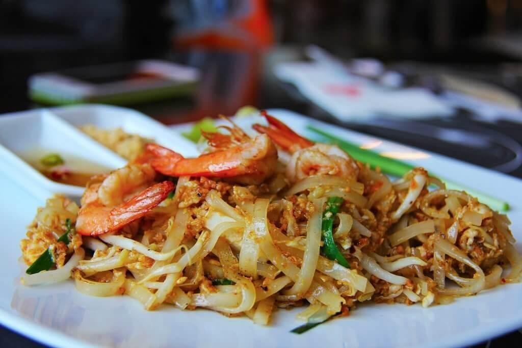 pad thai thais gerecht