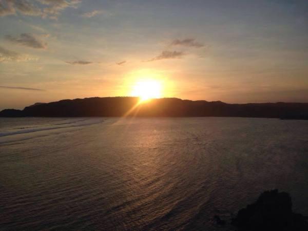 zonsondergang kuta lombok